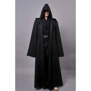 Star Wars Anakin Skywalker Cosplay Disfraz Negro