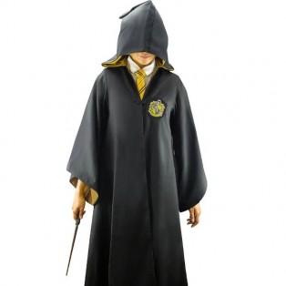Harry Potter Hufflepuff Uniforme Cosplay Disfraz Versión Para Niños Adultos